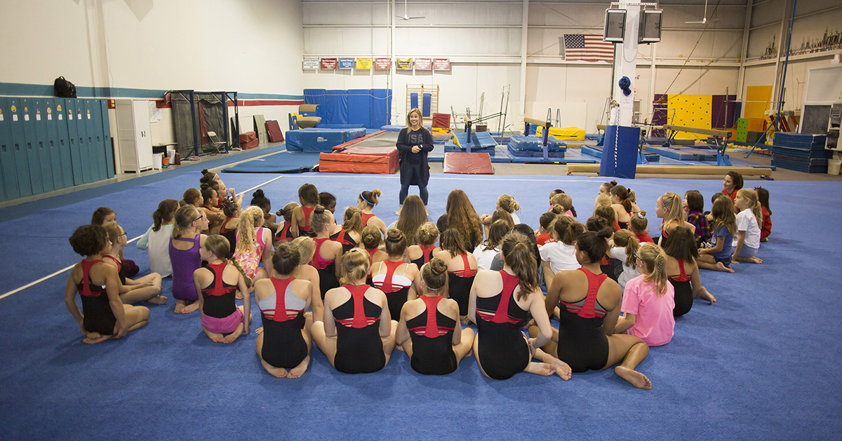 KC Gymnastics Home